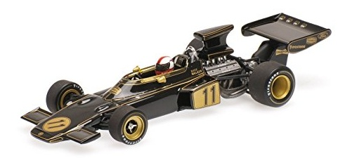 1:43 Lotus 72 Ford 1972 USA # 11 Dave Walker - Minichamps