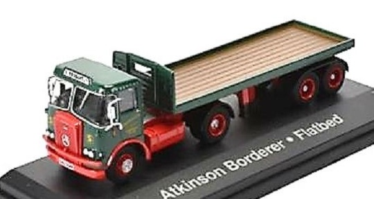 1:76 Atkinson  Borderer Stobart - Atlas