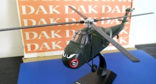 1:72 Sikorsky UH-34D Sea Horse - Atlas