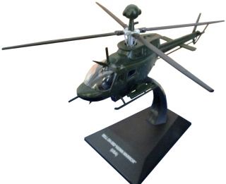 1:72 Bell OH-58D Kiowa Warrior - Atlas