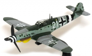 1:72 Messerschmit Bf 109G-10 - Atlas