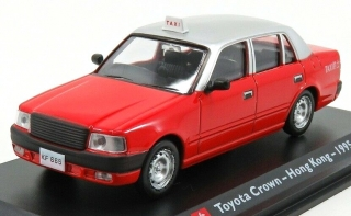 1:43 Toyota Crown Hong Kong 1995 - Atlas