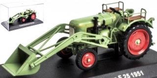 1:43 Fendt Dieselross F25 1951 - Atlas