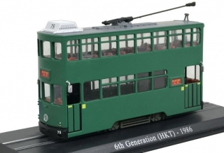 1:87 Tram Hong Kong 1986 (4648104 ) - Atlas