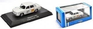 1:43 Renault 8 Gordini 1968 Coupé Gordini # 27 - Atlas