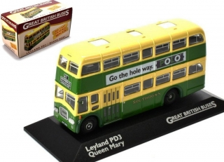 1:76 Leyland PD3 Queen Mary Southdown - Atlas