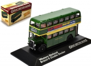 1:76 Bristol K Western national - Atlas