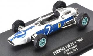 1:43 Ferrari 1965 158 # 7 Mexico John Surtees  - Atlas