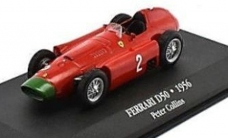 1:43 Ferrari 1956 D50 # 2 P.Collins - Atlas