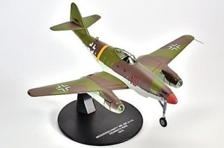 1:72 Messerschmit Me 262 A1A 1945 Heinrich Bar - Atlas