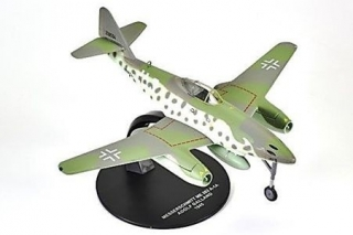 1:72 Messerschmit Me 262 A-1A 1945 A.Galland (6008) - Atlas
