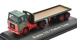 1:76 Scania 110 Stobart - Atlas