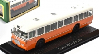 1:72 Scania Vabis D11 1964 - Atlas