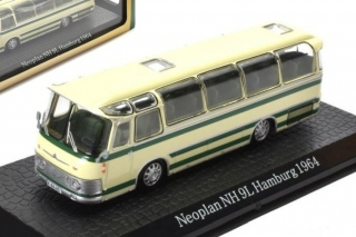 1:72 Neoplan NH 9L Hamburg 1964 - Atlas