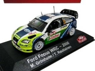 1:43 Ford Focus WRC 2006 Monte Carlo # 3 - Atlas Rally