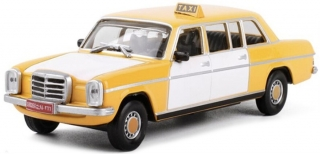 1:43 Mercedes-Benz 230 D long taxi Beirut 1973 - Atlas