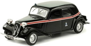 1:43 Citroen TA 11 taxi Madrid 1955 - Atlas