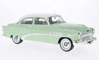 1:18 Buick Special 1953 sv.zelený - BoS