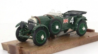 1:43 Bentley 4,5 lt 1925 # 4 - Brumm