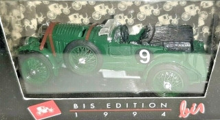 1:43 Bentley Speed Six 1930 LeMans # 9 - Brumm
