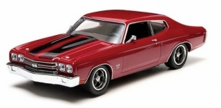 1:18 Chevrolet Chevelle SS 1970 Dom´s Fast and Furious - Greenlight
