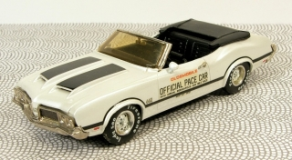 1:43 Oldsmobile 442 Hurst 1970 INDY Pace Car ( K - není v prodejně ) TfC 4 - Toys for Collectors