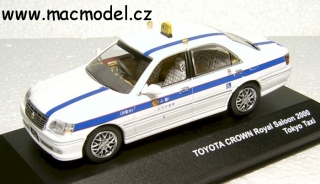 1:43 Toyota Crown Royal 2005  - Taxi Tokyo - J-Collection