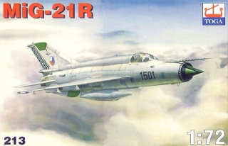 1:72 MiG 21 R - MAC.distribution