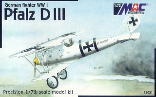 1:72 Pfalz D III. - MAC.distribution
