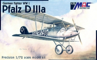 1:72 Pfalz D III.a - MAC.distribution