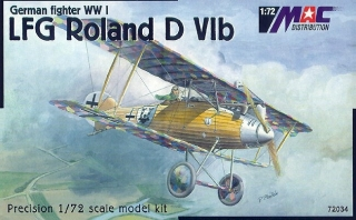 1:72 Roland D VI.b - MAC.distribution