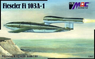 1:72 Fi Fi-103A1 - MAC.distribution