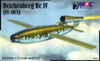 1:72 Fi Fi-103 Reichenberg RE III - MAC.distribution