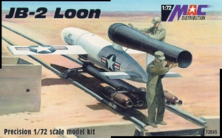 1:72 JB JB-2 Loon - MAC.distribution