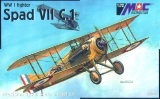 1:72 Spad VII C.I  - MAC.distribution