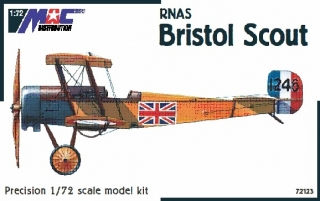1:72 Bristol Scout RNAS - MAC.distribution