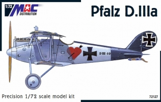 1:72 Pfalz D.III - MAC.distribution