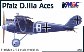 1:72 Pfalz D.III A Aces - MAC.distribution