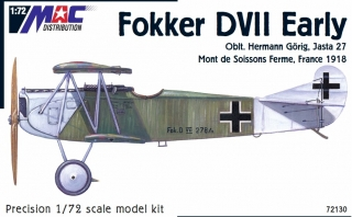 1:72 Fokker D VII. Early - MAC.distribution