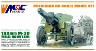 1:87 gun 152 D-1 houfnice - MAC.distribution