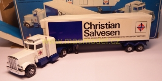 1:50 Peterbilt frigo Christian Salvesen - Matchbox
