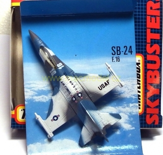 1:400 F.16 Skybusters - Matchbox