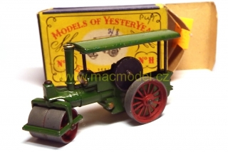 1:87 Aveling - Porter Steam roller - Matchbox
