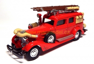 1:43 Cadillac 1933 fire engine  - Matchbox