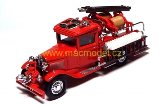 1:43 Ford AA 1932 fire engine - Matchbox