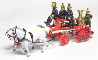 1:43 Merryweather 1880 steam fire engine - Matchbox