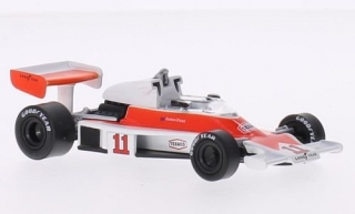 1:43 McLaren M23 1976 # 11 James Hunt (GL14) - Sol90 F1