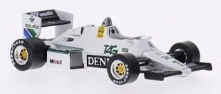 1:43 Williams FW 08C 1983 # 1 Keke Rosberg (GL09) - Sol90 F1
