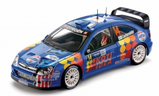 1:18 Citroen Xsara WRC 2007 Deutschland # 14 Stohl-Minor - SunStar