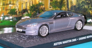 1:43 Aston Martin DBS - Casino Royale - Universal Hobbies